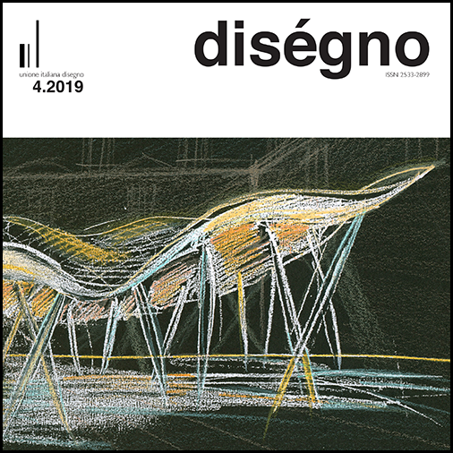 View No. 4 (2019): Drawing as (In)Tangible Representation
